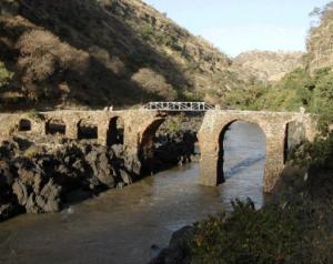 pemandangan jembatan